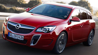 2013 Opel Insignia OPC - 325HP and 435Nm