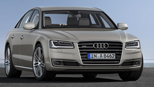 2014 Audi A8 Facelift - Price €74,500 [video]