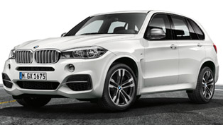 2014 BMW X5 M50d - Enthralling Dynamics