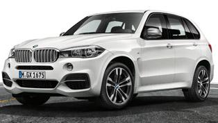 2014 BMW X5 M50d - Enthralling Dynamics