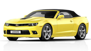 2014 Chevrolet Camaro Convertible - EU Price €44,990