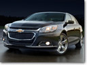 2014 Chevrolet Malibu With Included Stop/Start Technology