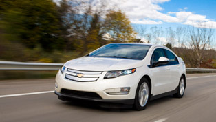 2014 Chevrolet Volt Goes On Sale