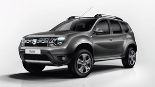 2014 Dacia Duster To Debut At Frankfurt Motor Show