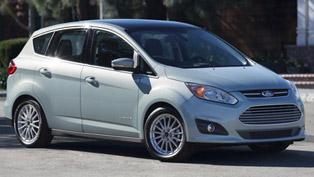 2014 Ford C-Max Hybrid - 6.6 liters / 100 km