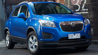 2014 Holden Trax - Price $23,490 AUD