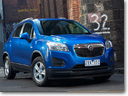 2014 Holden Trax – Price $23,490 AUD