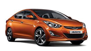 2014 Hyundai Elantra Facelift