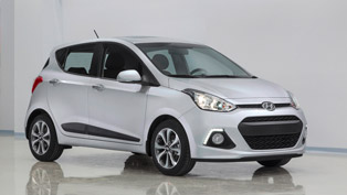 2014 Hyundai i10 Revealed And To Debut In Frankfurt