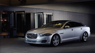 2014 Jaguar XJ Now With Enhanced Luxury Features