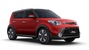 European Debut For 2014 Kia Soul Urban Crossover