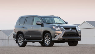 2014 Lexus GX 460 Gets Updated