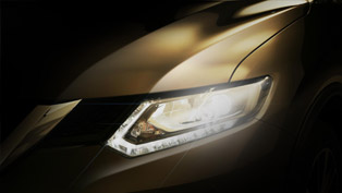 TEASER: 2014 Nissan Rogue CUV