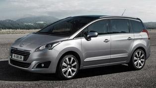 2014 Peugeot 5008 Facelift