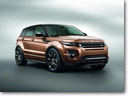 2014 Range Rover Evoque With New Nine-Speed Automatic Transmission