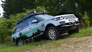 Land Rover Launches First Hybrid Range Rover Models