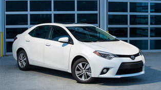 Pricing Announced For 2014 Toyota Corolla