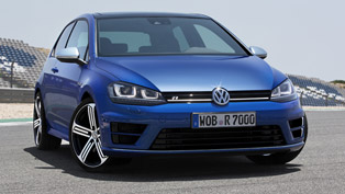 2014 Volkswagen Golf VII R - 300HP and 380Nm
