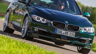 2014 Alpina D3 Bi-Turbo - 350HP and 700Nm