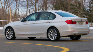 2014 BMW 3-Series F30 328d - US Price $38,600