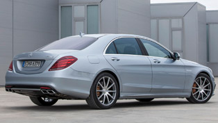 2014 Mercedes-Benz S 63 AMG - Price £119,565