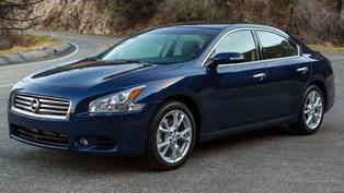 2014 Nissan Maxima - US Price $31,000