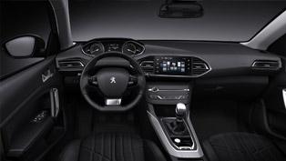 2014 Peugeot 308 Interior [video]