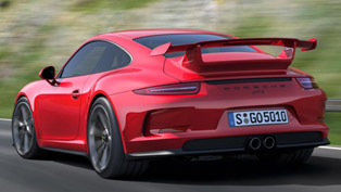 Porsche 911 GT3 - Feast for the Senses [video]