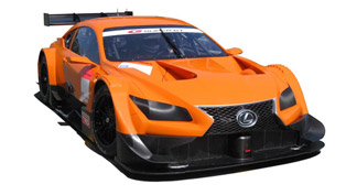 Lexus New Vehicle To Compete in Japanese Super GT500 Series