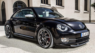ABT 2013 Volkswagen Beetle - Styling and Performance