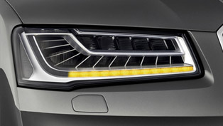 Audi A8 To Be Equipped With New Turn Signal Light