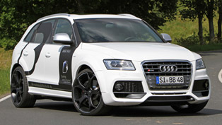 B&B Audi SQ5 TDI - 400HP and 800Nm