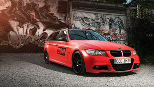 BBM Motorsport Introduces BMW E91 330d