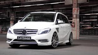 Carlsson Personalises Mercedes-Benz B-Class