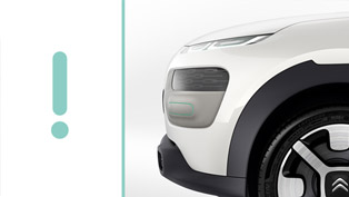 Citroen Cactus Concept Car Teased Ahead Of Frankfurt [VIDEO]
