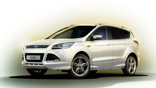 Ford Kuga Titanium X Sport Makes Debut