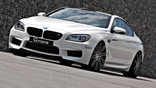 G-Power BMW M6 F13 - 710HP and 890Nm