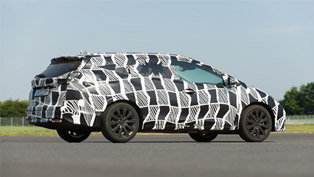 Honda Civic Tourer To Debut At 2013 Frankfurt Motor Show