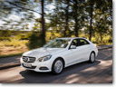 Mercedes-Benz E200 Natural Gas Drive And E220 BlueTEC BlueEFFICIENCY