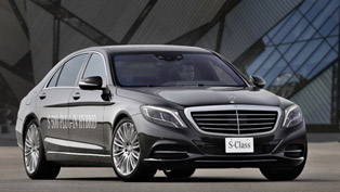 Mercedes-Benz S 500 Plug-In Hybrid To Debut In Frankfurt