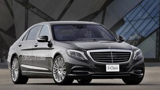 Mercedes-Benz S 500 Plug-In Hybrid To Debut In Frankfurt