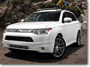 Mitsubishi Outlander Winter and Summer Edition