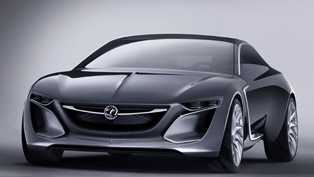 Vauxhall Monza Concept at Frankfurt Motor Show