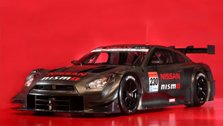 nissan gt-r nismo gt500 to compete in 2014 super gt gt500 class