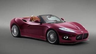 Spyker Unveils B6 Venator Spyder Concept