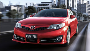 Toyota Launches Camry Atara R Special Edition