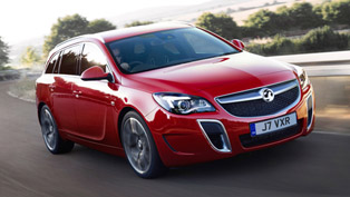 Revised Vauxhall Insignia VXR SuperSport To Debut At Frankfurt Motor Show