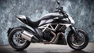Design Triumph: Vilner Ducati Diavel AMG