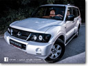Vilner Revives Mitsubishi Pajero