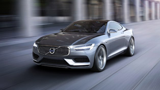 Volvo Concept Coupe Shows The Future Design Language Of The Brand